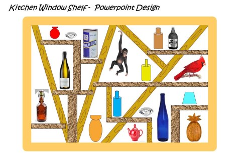 Kitchen Window Shelf Initial PPT