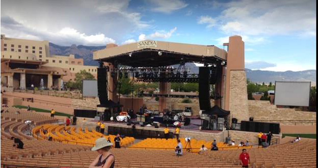 Sandia Resort Amphitheater