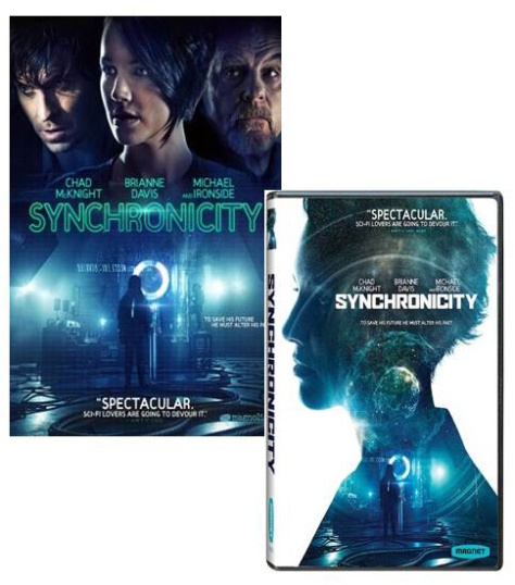 Synchronicity - Promo posters