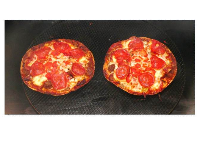 Low Carb Individual Pizza (A Recipe)