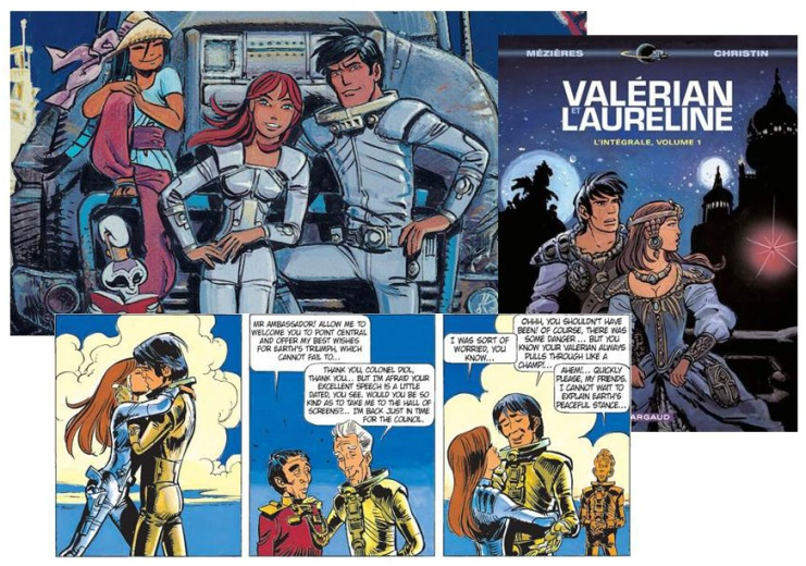 Valerian - comic book