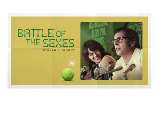 Battle of the Sexes (A movie review – in theaters)