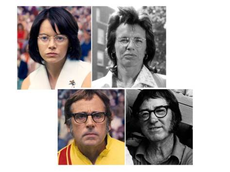 Battle of the Sexes - Stone, King, Riggs. Carell.jpg