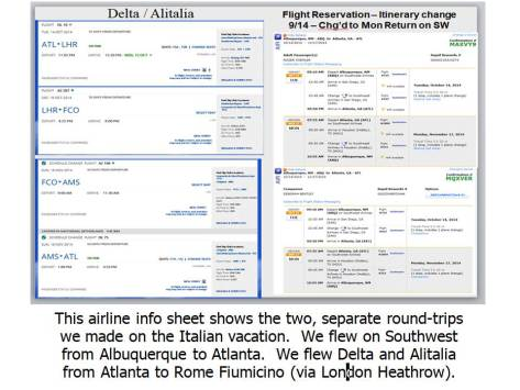 Travel PPT - Airline Info