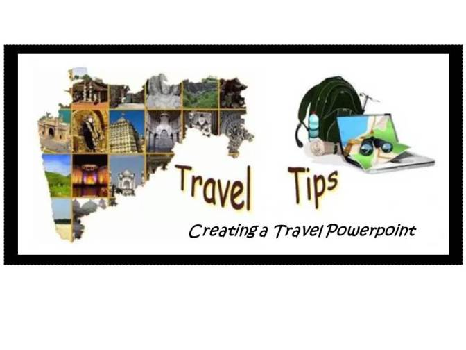 Creating a Travel PowerPoint