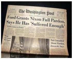 040 - Trumps Junk - Ford Pardons Nixon