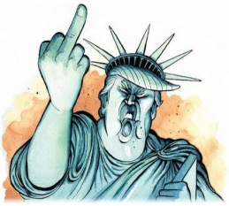 060 - Kavanaugh Update - middle finger liberty