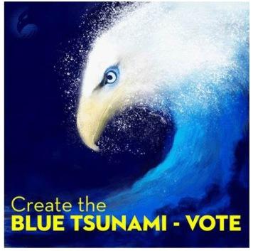061- Kavanaugh - Blue Tsunami