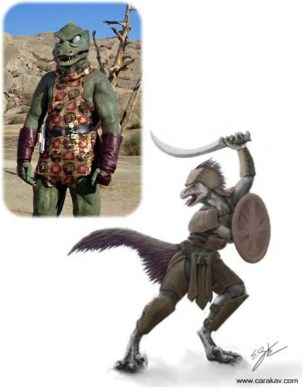 Destroyermen Series - Gorn and Grik