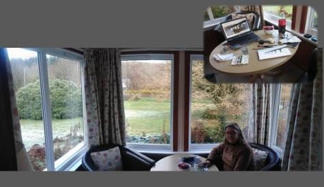 SCOTLAND 2019 - Our Three Week Driving Trip - Part 4 - Crainlarich Lodging 02