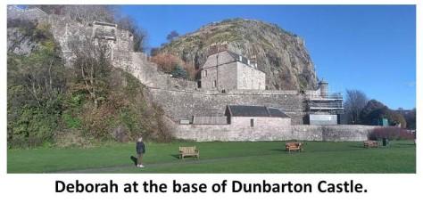 SCOTLAND 2019 - Our Three Week Driving Trip - Part 4 - Dunbarton Castle