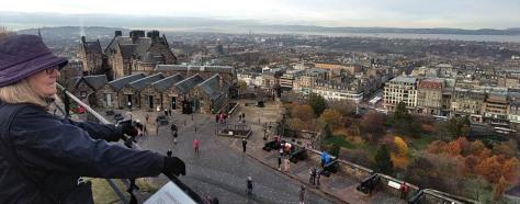 SCOTLAND 2019 - Our Three Week Driving Trip - Part 4 - Edinburgh Castle 01.jpg