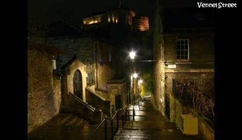 SCOTLAND 2019 - Our Three Week Driving Trip - Part 4 - Edinburgh Vennel Street 02