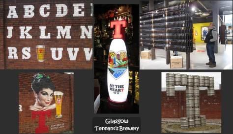 SCOTLAND 2019 - Our Three Week Driving Trip - Part 4 - Glasgow - Tennants Brewery