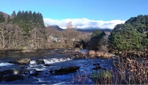 SCOTLAND 2019 - Our Three Week Driving Trip - Part 4 - Killin 01