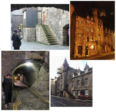 SCOTLAND 2019 - Our Three Week Driving Trip - Part 4 -Old Tolbooth Wynd Apartment Area.jpg