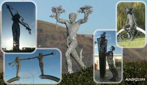 SCOTLAND 2019 - Our Three Week Driving Trip - Part 4 - Scott Sculptures