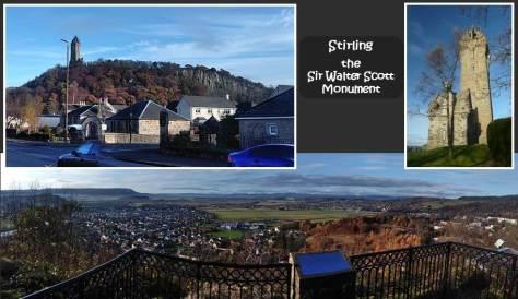 SCOTLAND 2019 - Our Three Week Driving Trip - Part 4 - Sir Walter Scott Monument