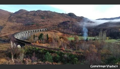 SCOTLAND 2019 - Our Three Week Driving Trip - Part 4 - Viaduct 01