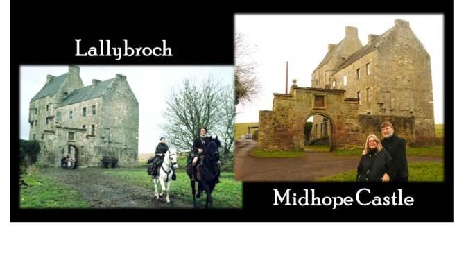 SCOTLAND 2019:  Outlander Locations