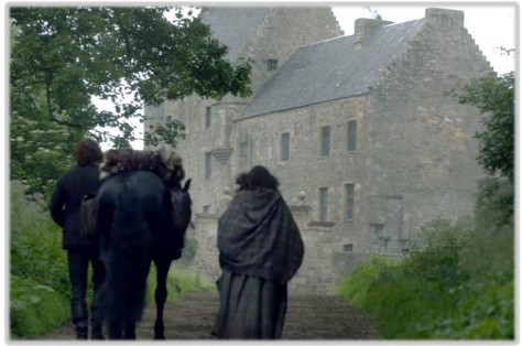 SCOTLAND 2019 - Outlander Locations - Midhope Castle 02
