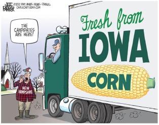 071 - MY PREFERRED DEMOCATIC TICKET - An Editorial - Iowa Corn