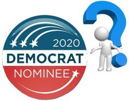 071 - MY PREFERRED DEMOCATIC TICKET - An Editorial - Nominee question