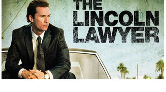 "BOOK & MOVIE REVIEW:  ""The Lincoln Lawyer"" by Michael Connelly"